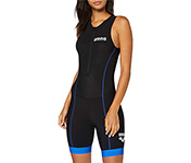 mono de triathlon mujer sin mangas