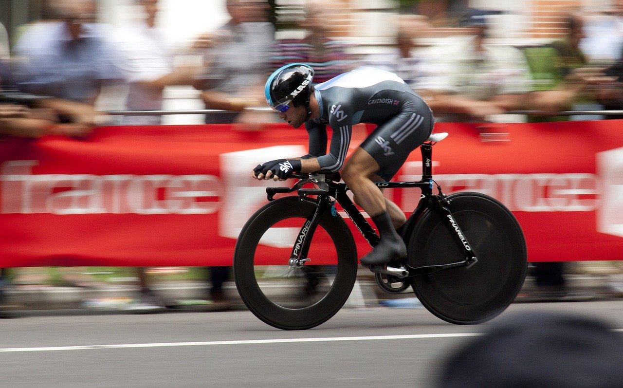 Ciclismo contrarreloj