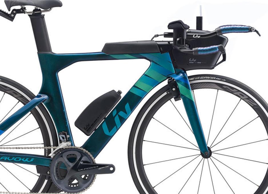 Cuadro de bicicleta de triatlon